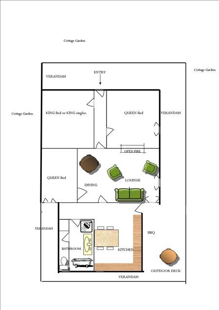 Storybook Cottages Australia- Kit Homes Floor Plans Owner-Builder
